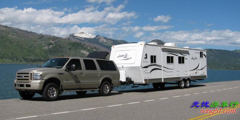 拖拉房车时必备的安全配件 (RV拖车配件)