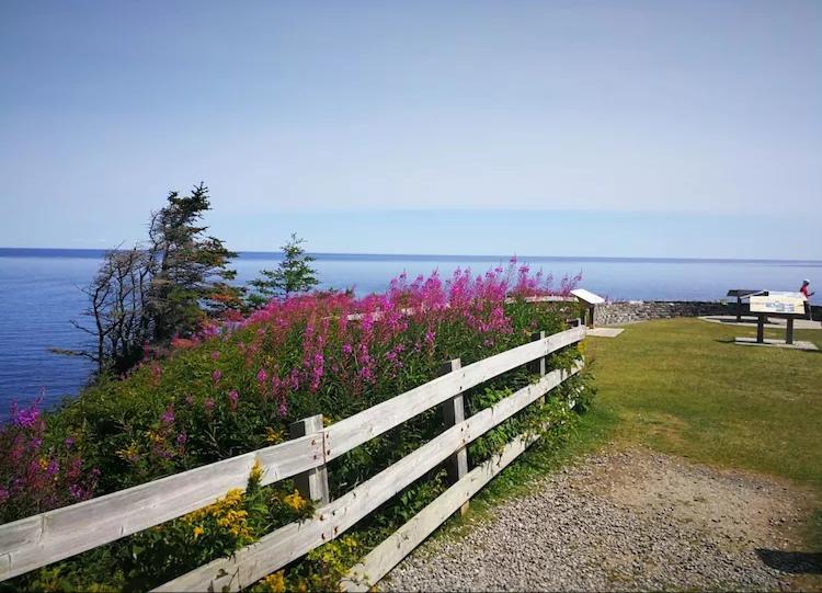 魁北克Gaspe半岛房车游2017(五):请到天涯海角来